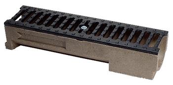 Super Wiebusch Polymerbeton-Technik | Entwässerungsrinnen Standard UM18
